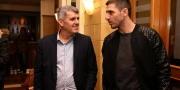 Γιώργος Κυριακόπουλος στον ΣΠΟΡ FM Πάτρας: «Έχουμε όραμα για μια Παναχαϊκή που θα πρωταγωνιστεί»